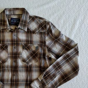 American Eagle Outfitters Button Down